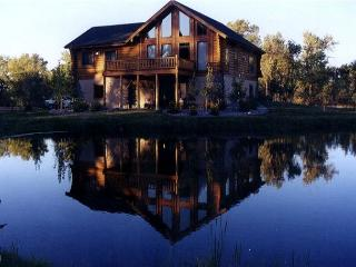 Private Gallatin Valley lodge on 10 acres - Belgrade vacation rentals