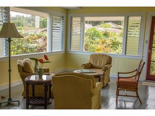 """""""Hale"""" Aloha - Our Precious Home of Aloha - Hakalau vacation rentals"""
