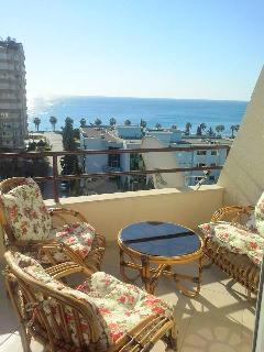 Konyaalti Sea-View, 30m to the beach. - Antalya vacation rentals