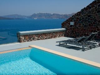 Blue Villas |Infinity Cave | Private suites - Akrotiri vacation rentals