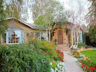 Enjoy beautiful Montecito home on 1/2 acre with pool, spa, & garden - Santa Barbara County vacation rentals