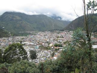 Center of Town apartment in Baños de Agua Santa-4 - Ambato vacation rentals