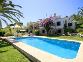 Comfortable 5 bedroom Villa in Javea - Javea vacation rentals