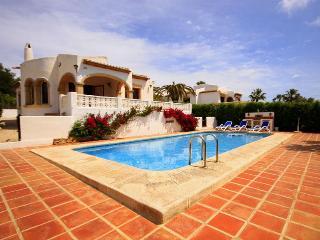 Comfortable 4 bedroom Villa in Javea - Javea vacation rentals