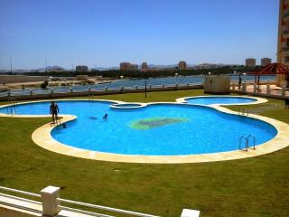 La Manga del Mar Menor Puerto Mar Apartment, Near Tomas Maestre Marina - La Manga del Mar Menor vacation rentals