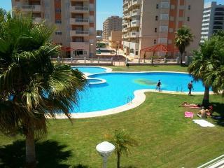 2 bedroom Apartment with A/C in La Manga del Mar Menor - La Manga del Mar Menor vacation rentals