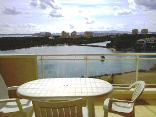 2 bedroom Apartment with Dishwasher in La Manga del Mar Menor - La Manga del Mar Menor vacation rentals