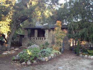 "Ojai ""Casa Piedra"" Garden Cottage - peaceful oasis - Ojai vacation rentals"