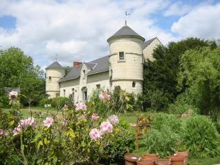 Le Manoir de Champfreau 15th Century Manor House - Varennes sur Loire vacation rentals