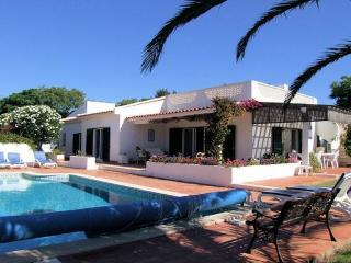 Spacious 5-bedroom hilltop villa and Pool - Almancil vacation rentals