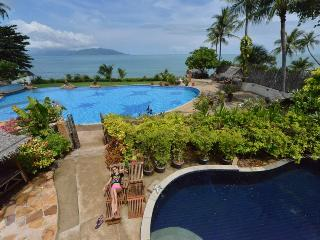 3 bedroom beachfromt villa Pla Laem Koh Samui - Surat Thani Province vacation rentals