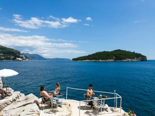 Beach bar Buža apartment 2 - Dubrovnik vacation rentals