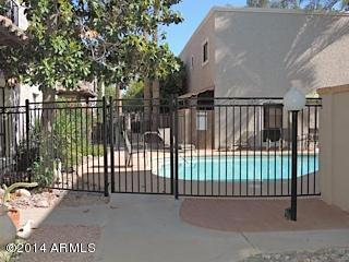 Town Home furnished walk to everything - Image 1 - Scottsdale - rentals