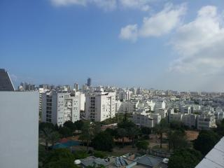 Cozy 1BD apartment with roof - Ashdod vacation rentals