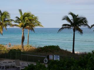 2080 OCEANFRONT ON THE BEACH  3/2 ON 1ST FL - Hallandale vacation rentals