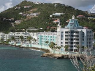Spectacular St. Maarten Oceanfront Penthouse - Oyster Pond vacation rentals