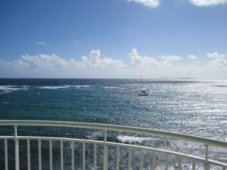Spectacular St. Maarten Oceanfront Penthouse - Oyster Pond vacation rentals