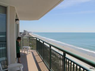Luxury Ocean Front Condo - North Myrtle Beach vacation rentals