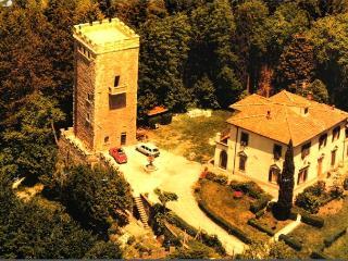Torrepietro: Villa + Medieval Tower near Florence - Vaglia vacation rentals