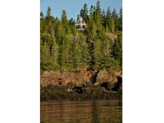 Cliff-perched Home with Breathtaking Ocean Views - DownEast and Acadia Maine vacation rentals