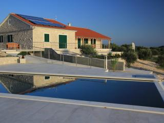 Luxury villa,on uninhabitant island, 6+2 guests - Zizanj Island vacation rentals
