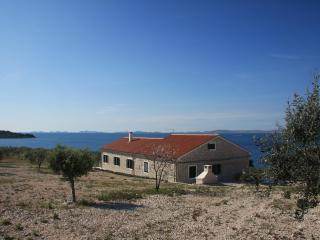 Luxery villa on an uninhabitant island, on the Dal - Zizanj Island vacation rentals