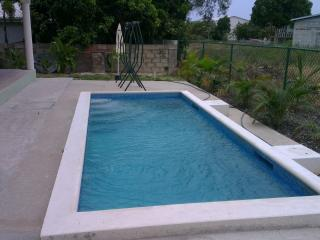 A/C Ground Floor studio with a pool, Maxwell - Oistins vacation rentals