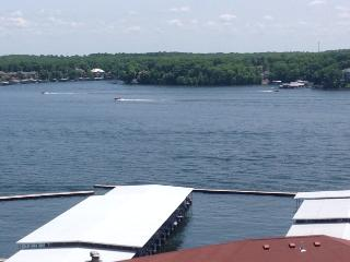 Poolside Condo--Stunning View of the Main Channel! - Lake Ozark vacation rentals