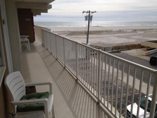 Oceanfront building- room with a view! - Wildwood Crest vacation rentals