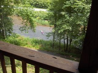 Mountain House on the New River in Todd, Boone - Todd vacation rentals