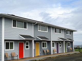 Nye Beach Townhomes: Red Door--No Cleaning Fee!* - Newport vacation rentals