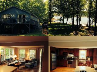 Overton's Retreat at Treasure Lake Lakefront Cabin - DuBois vacation rentals