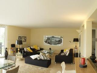 Furnished flat in Coppet, with view over the lake - Coppet vacation rentals