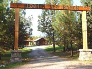 Luxurious Cabin on an Original Montana Homestead - Swan Lake vacation rentals