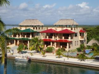 LUXURY Townhouse with Stunning ROOFTOP PALAPA - Placencia vacation rentals