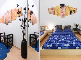 Quiet Apartment with Inner Garden View (3 Adults) - Prague vacation rentals