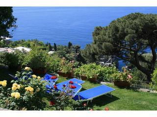 Villa Michara Praiano luxury house garden sea view - Amalfi Coast vacation rentals