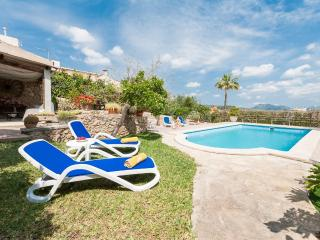 ES PUIG - Property for 4 people in Buger - Buger vacation rentals
