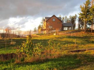 Galusha Hill Farm Lodge - a beautiful retreat - South Ryegate vacation rentals