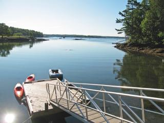 Oceanfront Cottage On Linekin Bay Boothbay Harbor - Boothbay Harbor vacation rentals