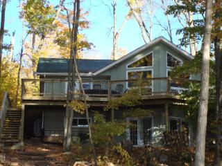 Privacy on one of the cleanest lakes in Canada - Haliburton vacation rentals