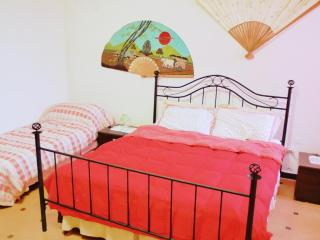 Two beds private room with yard - Cagliari vacation rentals