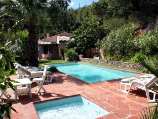 1811 Provence villa with private heated pool - La Garde-Freinet vacation rentals