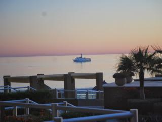 The pool and beach are just steps from your patio - Rocky Point vacation rentals