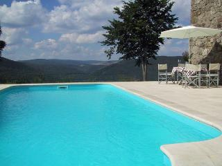 6207 Ardeche farmhouse with private heated pool - Cros-de-Georand vacation rentals