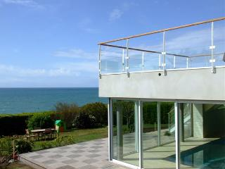 27687 Seaside Brittany villa with pool and seaview - Doelan vacation rentals