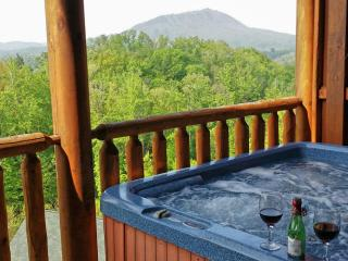 Luxury Cabin Panoramic View!!! - Sevierville vacation rentals