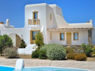Villa Danae, Ktima Lino, Mykonos - Siros vacation rentals
