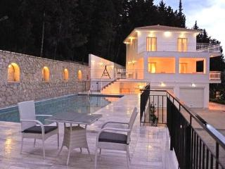 villa fountain of life in perigiali lefkada greece - Tsoukalades vacation rentals
