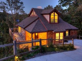 EARLY SPRING SALE!  STUNNING MOUNTAIN CHALET - Ellijay vacation rentals